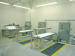 Power Control Test Lab